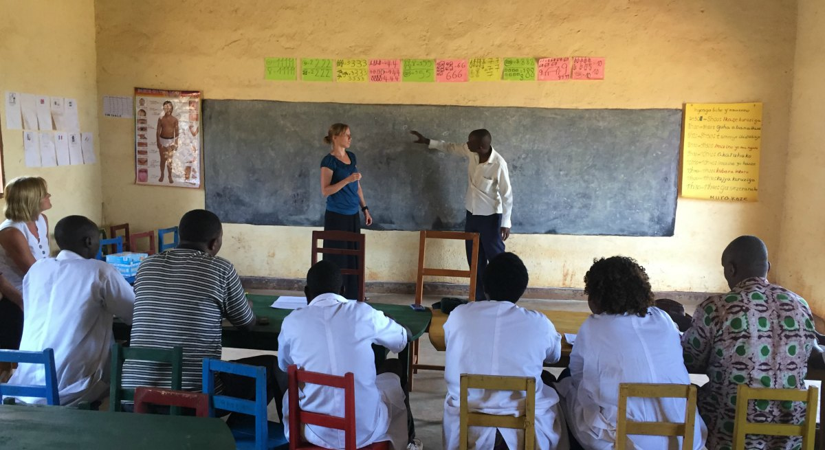 Mindsets in the Classroom In Rwanda: A Continuing Education Journey
