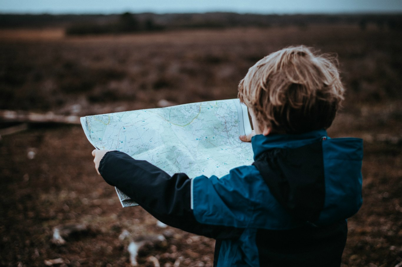 Using Personal Maps to Better Get to Know Your Students